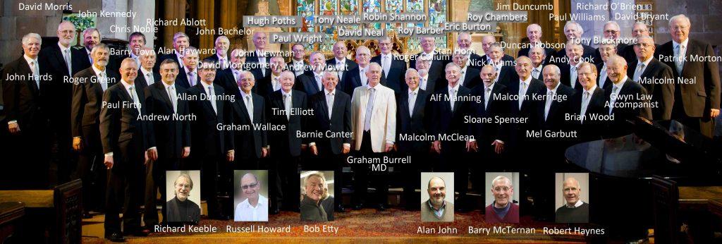 2016 Members of the choir St Jl v2 LR